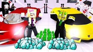 1 TAG URLAUB als MILLIARDÄR?! - Minecraft REISE