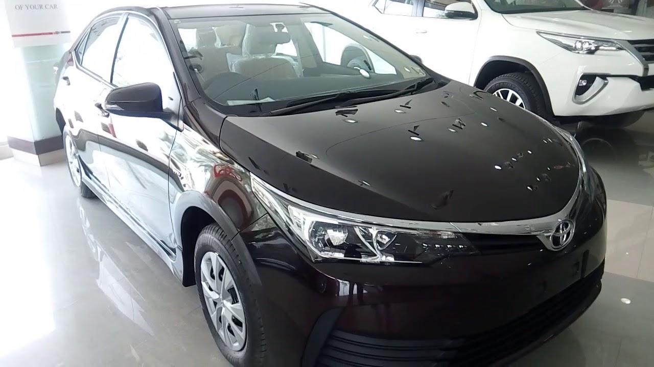 New 2018 Toyota Corolla G L I 1 3 V V T I Special Edition Manual