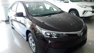 New 2018 Toyota Corolla G.L.I 1.3 Special Edition Manual  !! Full Review !! in Pakistan