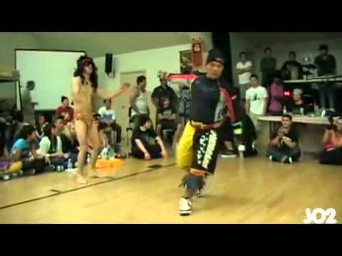 Màn biểu diễn nhảy hip hop  đỉnh của đỉnh