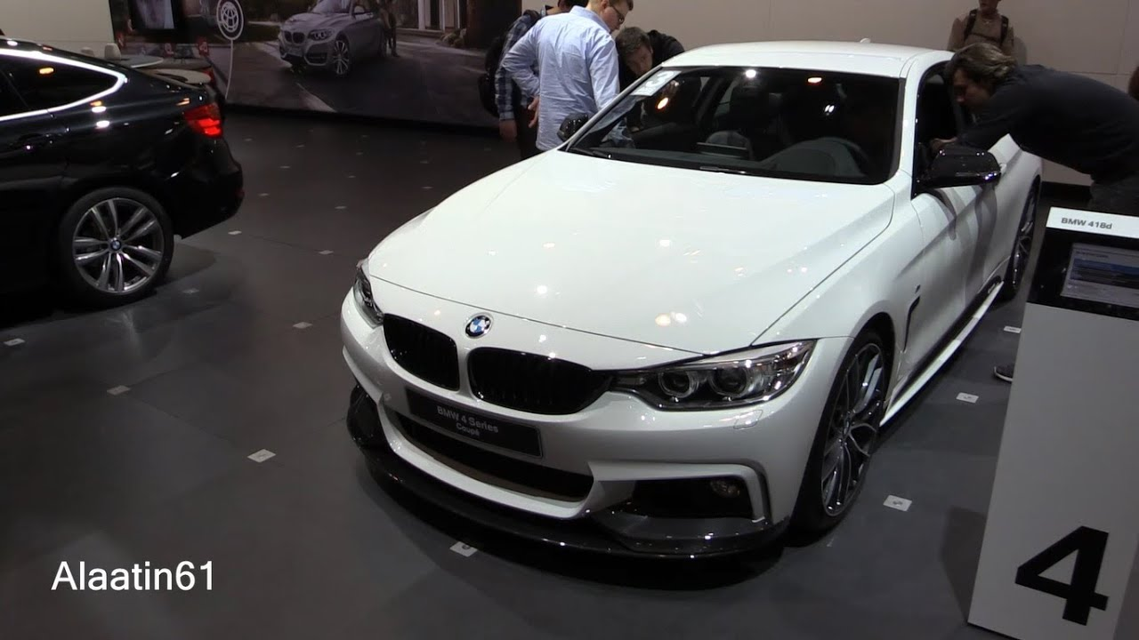 BMW 4 Series M Performance 2016 In Depth Review Interior Exterior