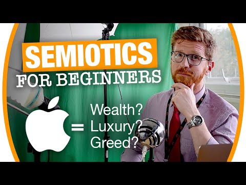 Semiotics Analysis For Beginners! | How To Read Signs In Film | Roland Barthes Media Theory