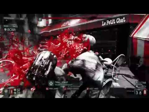 Killing Floor 2 - coop - Paris
