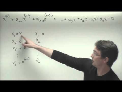 ME564 Lecture 6: Matrix systems of first order equations using eigenvectors and eigenvalues