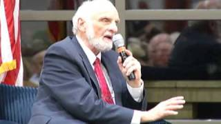 2011-03-15 Walter Brueggemann: A Conversation on the Nature of Evil