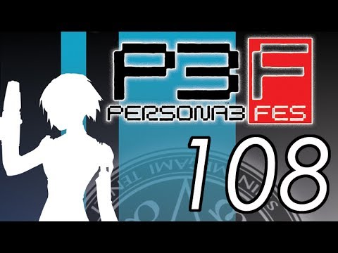 Let's Play Persona 3 FES [108] More recordings 2/2
