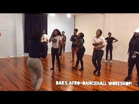 Fever- Vybz Kartel & Femme D'Afrique- DOKS (Dar's Afro-Caribbean Workshop) 💃🏾