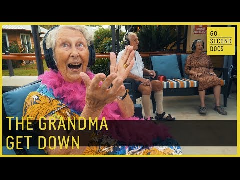 The Grandma Get Down | Senior Silent Disco // 60 Second Docs