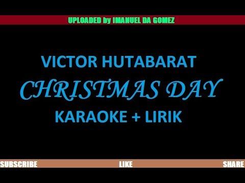 VH CHRISTMAS DAY KARAOKE + LIRIK