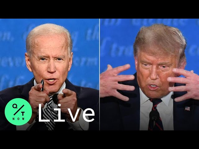LIVE: First Biden-Trump Debate Descends Into Name-Calling and Interruptions | Happening Today