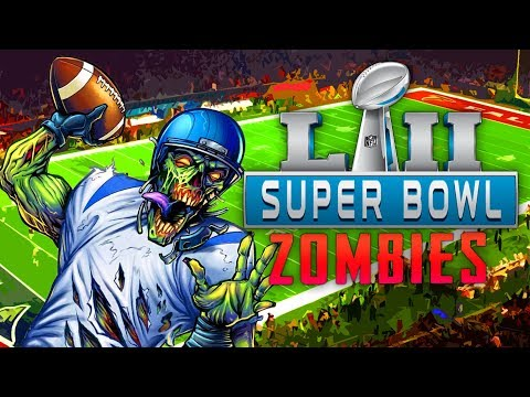 Superbowl 52 Zombie Mayhem (Call of Duty Zombies)