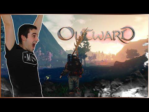 OUTWARD : UN ACTION RPG CO-OP REALISTE ! GAMEPLAY FR
