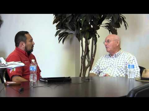 Entrevista a Piloto Mexicano y Presidente de FEMPPA