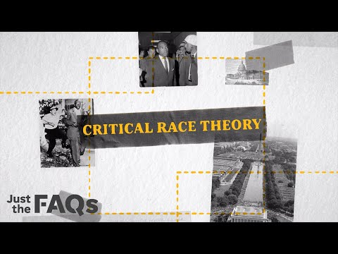 Why critical race theory is becoming controversial   Just the FAQs