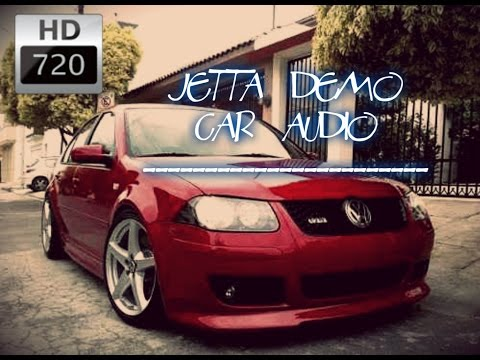 JETTA CLÁSICO -DEMO - CAR AUDIO - HD