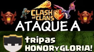 ATAQUE A TRIPAS - TOP 1 MEXICO - Clash of Clans - Español
