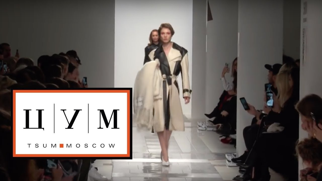 1630368fc4d TSUM FASHION SHOW FW18 19 - YouTube