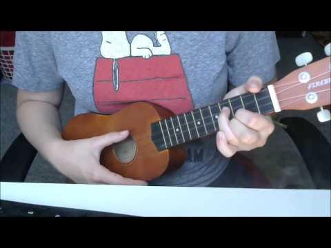 Uke D and Cadd chords