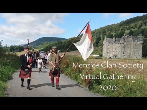 Download Menzies Clan Society Virtual Gathering 2020 ©️Menzies Clan Society 2020