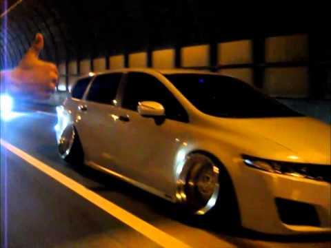 Honda Odyssey VIP Convoy