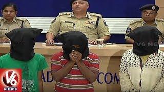 Hyderabad CCS Police Releases Five Short Films Focusing On Cyber Crime | V6 News
