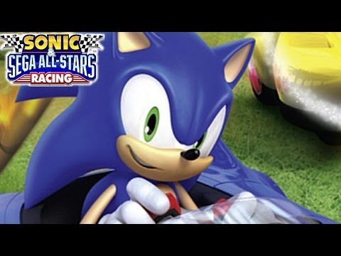 Sonic & Sega All-Stars Racing - Multiplayer - Knockout, Grab, and More!