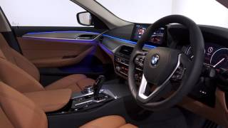 BMW 5 Series - Ambient Lighting
