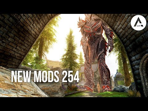 5 Brand New Console Mods 255 - Skyrim Special Edition (PS4