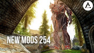 5 Brand New Console Mods 254 - Skyrim Special Edition (PS4/XB1/PC)
