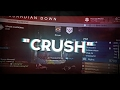 watch he video of CRUSH ~  Destiny 5CE