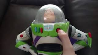 A Buzz light-year movie trailer