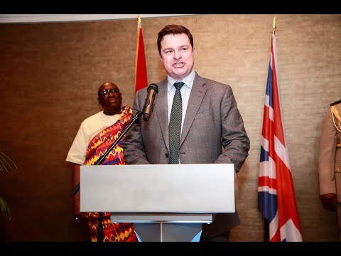 Message from British Government to mark Ghana 61st Independence anniversary reception in London  201