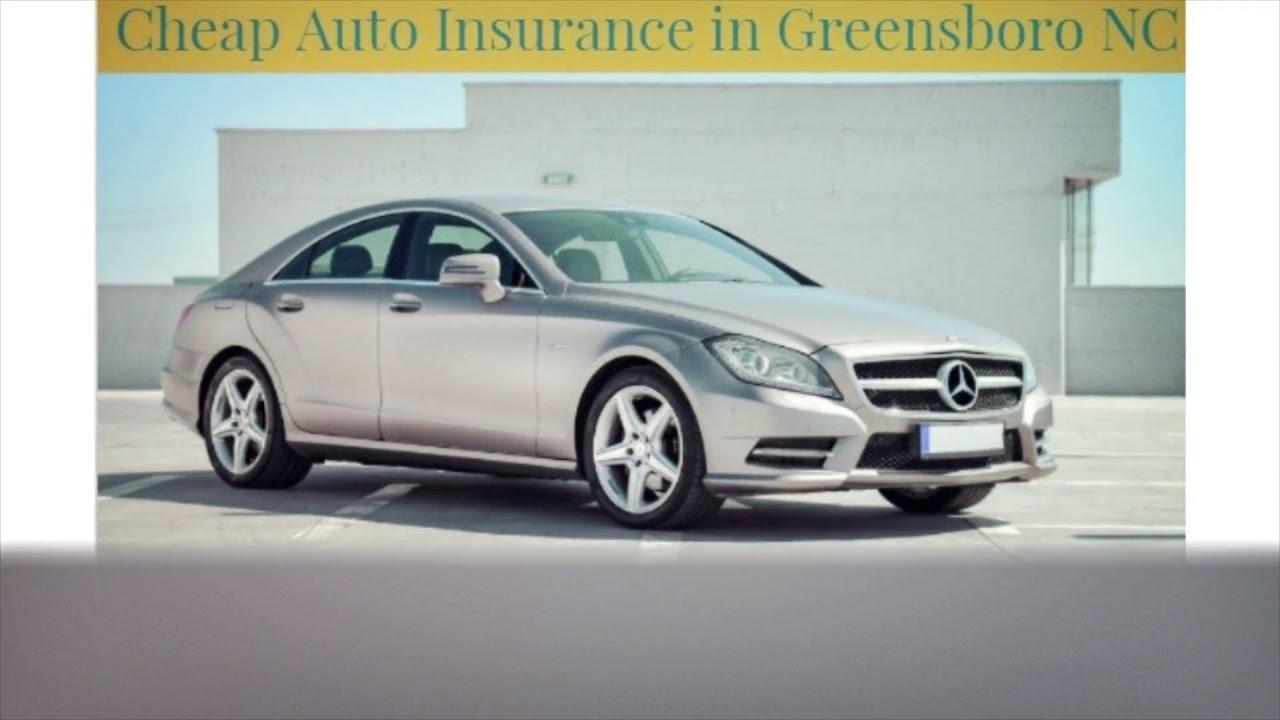 Cheap Auto Insurance in Greensboro NC