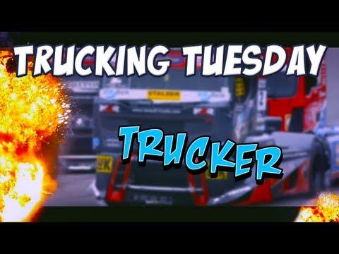Trucking Tuesday - TRUCKER