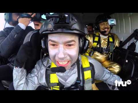 Impractical Jokers with a Helicopter - truTV com