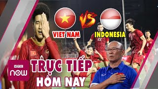 U22 Việt Nam vs Indonesia trực tiếp tối nay, VN tự tin chiến thắng | Tin bóng đá 24h