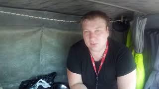 Дальнобой по Сибири и ДВ на пятаке. Почему тахограф ЕСТР, а не СКЗИ