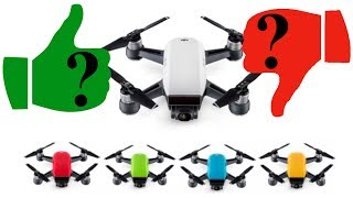 DJI SPARK review what they're NOT telling you… Should you buy it? What to expect.