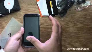 Micromax A88  Canvas Music unboxing  - India