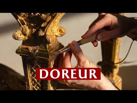 Dorure - Atelier d'art de Versailles