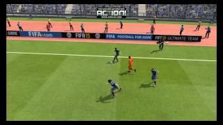 Kagawa nutmeg - FIFA 15 PC
