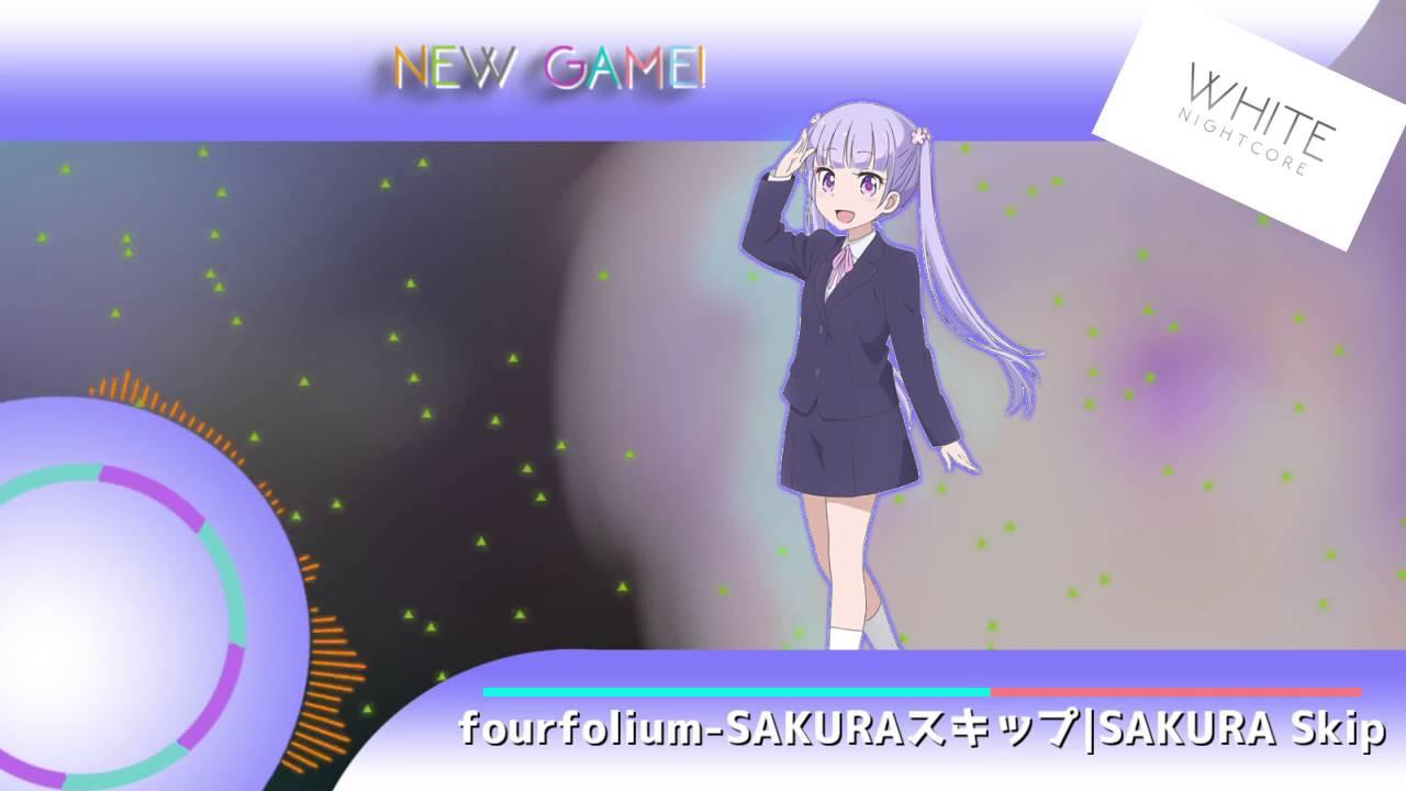 Nightcore]fourfolium-SAKURAス...