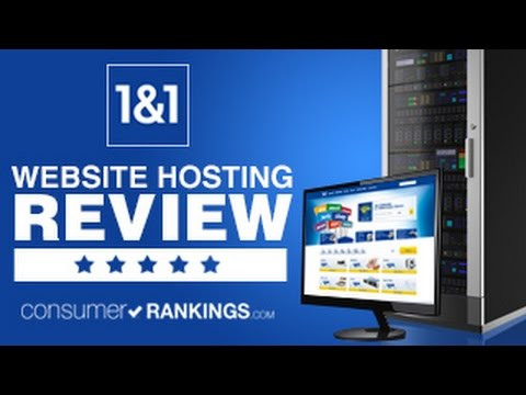 1&1 Web hosting, review, features, plans