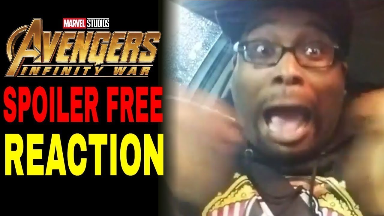 Avengers Infinity War: SPOILER-FREE Movie Reaction