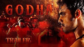 Godha Upcoming Movie Trailer Dubbed In Hindi | Wamiqa Gabbi, Tovino