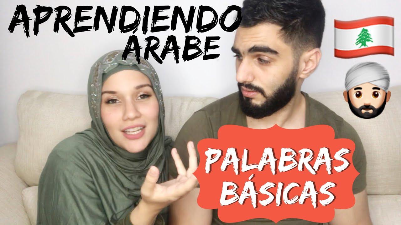 Aprendiendo Arabe Palabras Básicas