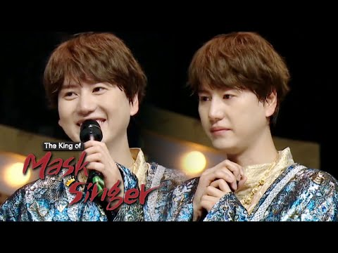 Kyu Hyun Sends A Message To SHINee Jong Hyun [The King Of Mask Singer Ep 222]