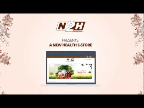 N2H eStore – Health Products Online Store in India