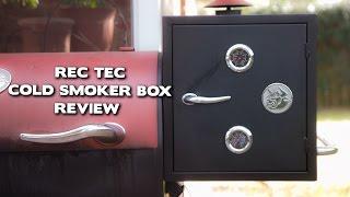 REC TEC Cold Smoker Box Review