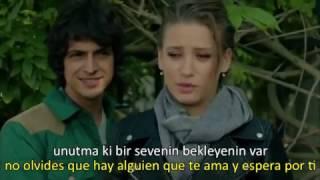 Medcezir 7.bölüm  Güle Güle  letra + sub. español